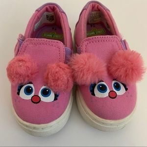 Toms Toddler Girl Abby Cadabby Sesame Street Shoes